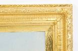 Coppia antica Dipinti ad olio Venezia Alfred Pollentine XIX -9