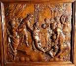 Cevennes Cabinet: Solomon King of Israel, 17th-6