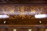 Antique Victorian Cylinder Bureau di Edwards & Roberts-3