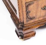 Scrivania con piedistallo Antique Partners George III Reviva-18