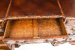 Scrivania con piedistallo Antique Partners George III Reviva-14