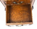 Scrivania con piedistallo Antique Partners George III Reviva-15