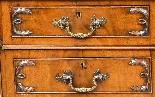 Scrivania con piedistallo Antique Partners George III Reviva-6