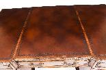Scrivania con piedistallo Antique Partners George III Reviva-10