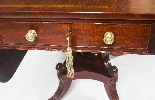 Antique Regency George III Pembroke Table Gillows c.1820-0
