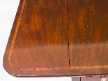 Antique Regency George III Pembroke Table Gillows c.1820-4
