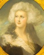 Antique Pair French Pastel & Gouache Portraits Mid 19th C-7