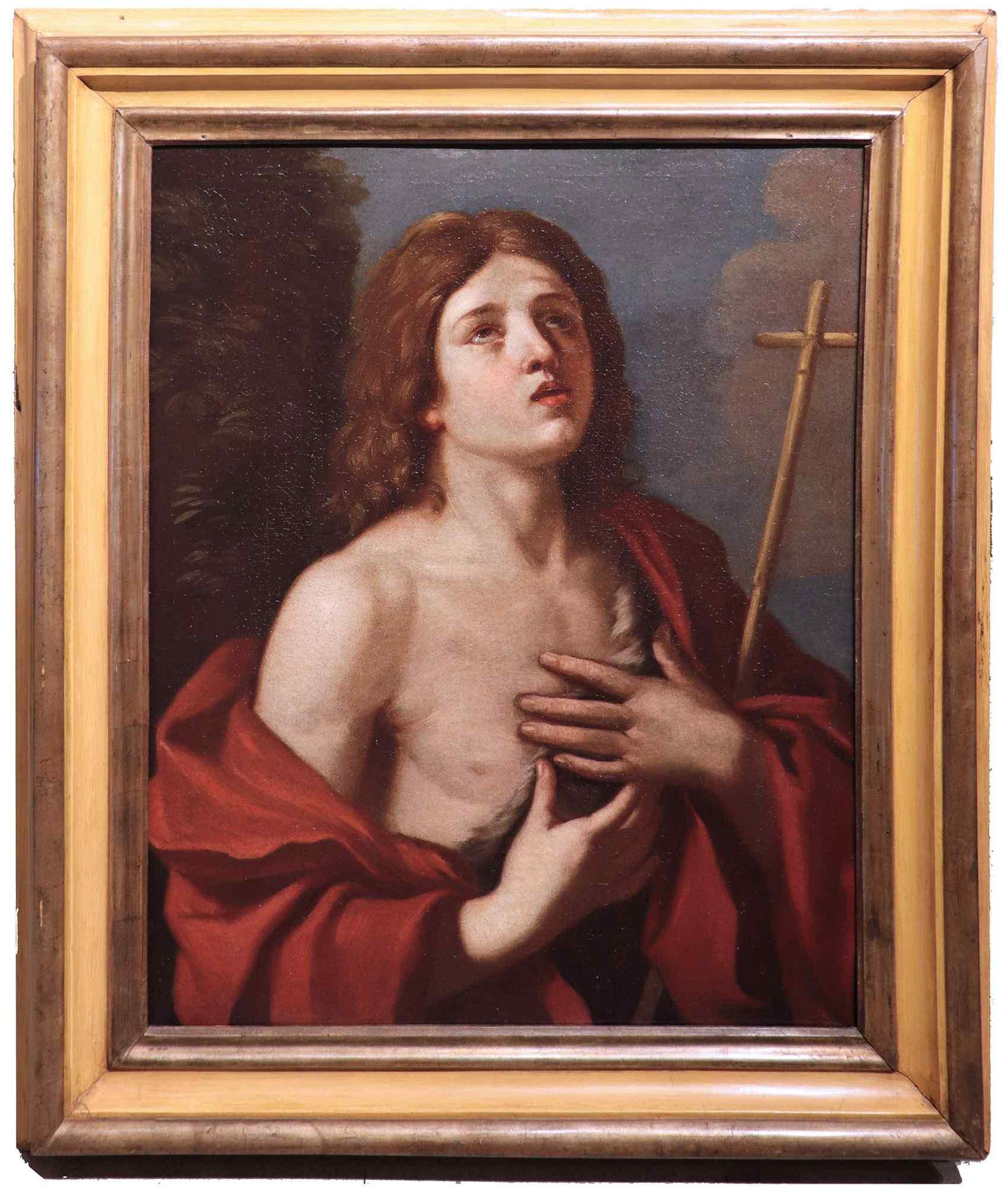 Cesare Gennari (1637-1688) - Saint Jean-Baptiste