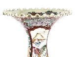 Coppia di vasi antichi in porcellana giapponese Meiiji Imari-3