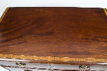 Antique Victorian Inlaid Mahogany Chest c.1880-2