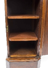 Antico piedistallo vittoriano Johnstone Jupe & Co c.1835-5
