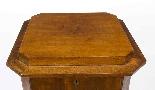 Antico piedistallo vittoriano Johnstone Jupe & Co c.1835-2