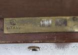 Antico piedistallo vittoriano Johnstone Jupe & Co c.1835-6