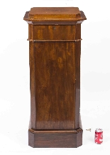 Antico piedistallo vittoriano Johnstone Jupe & Co c.1835-0