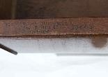 Antico piedistallo vittoriano Johnstone Jupe & Co c.1835-7