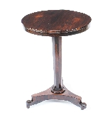 Antique Regency Period Occasional Table c.1820 19th Century-0