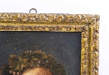 Antique Painting 'Young Classical Boy' c.1880-3