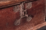 Gothic chest-chest, Veneto XVth century-1