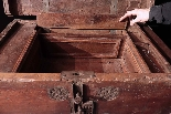 Gothic chest-chest, Veneto XVth century-6