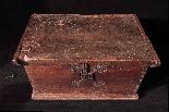 Gothic chest-chest, Veneto XVth century-4