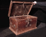 Gothic chest-chest, Veneto XVth century-5