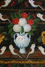 Studio di Miguel Canals (spagnolo 1925-1995) Ciliegie, uccel-2
