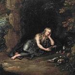 Maria Maddalena in vesti di eremita-0