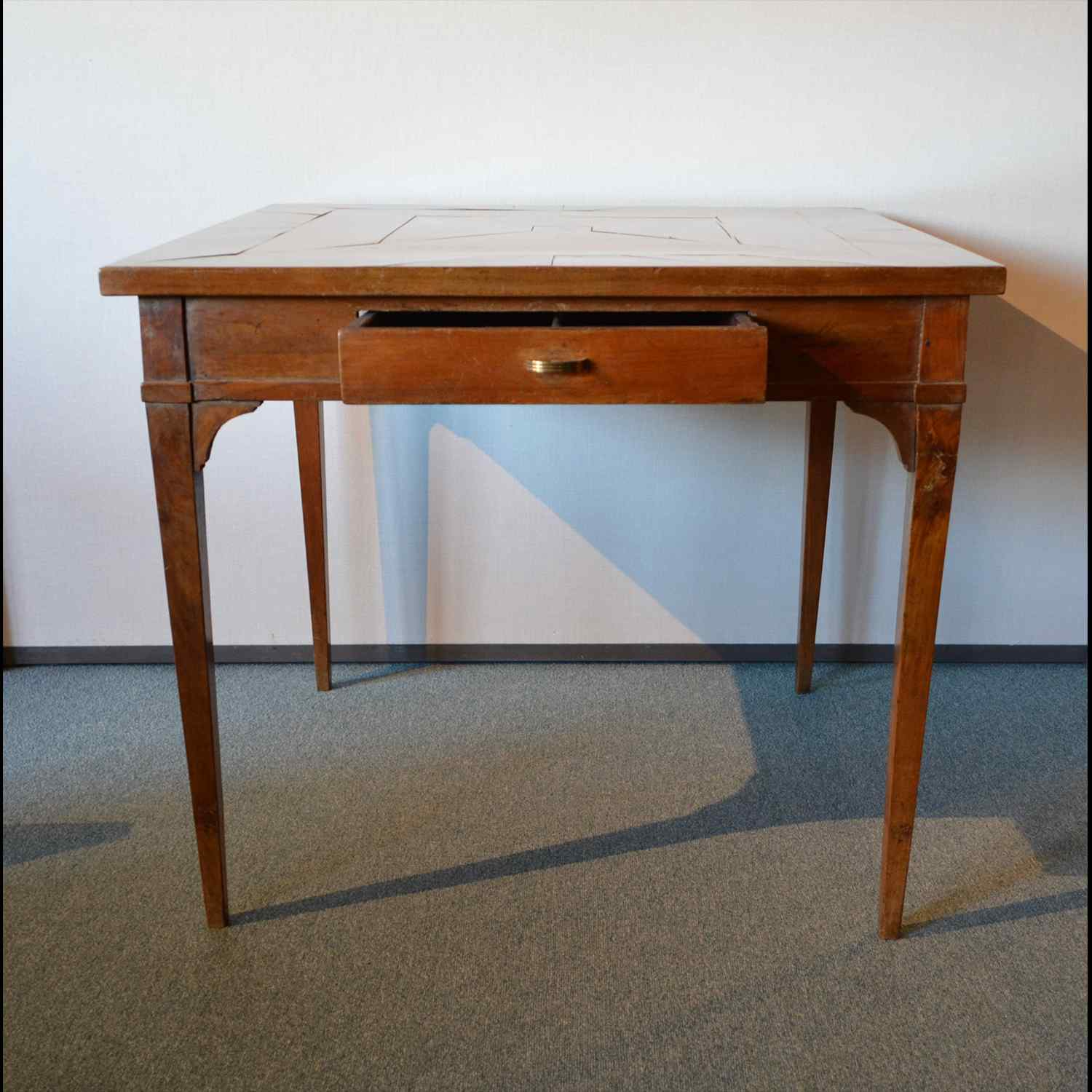 Ancient Tuscan game table
