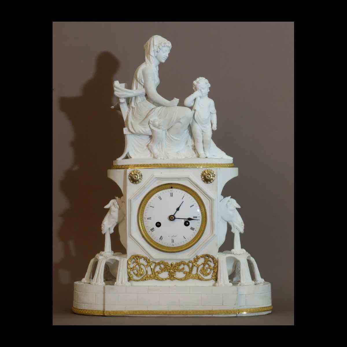 Orologio francese del XVIII secolo