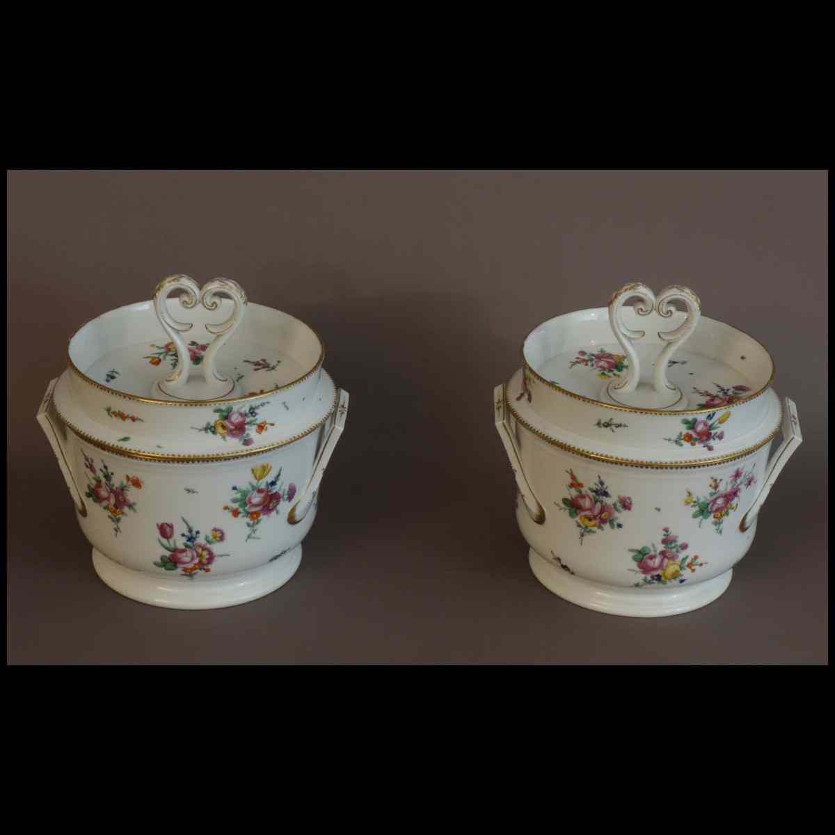 Pair Of Table Coolers XVIIIth