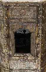 Eccezionale coppia di islamici Mamluk Revival argento intars-0