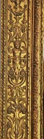 ANCIENT TUSCAN CASSETTE FRAME OF 1500-6
