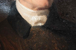 Johann Georg Schwartze (1814-1874) Portrait-2