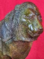 After Rembrandt Bugatti (1884-1916) Nubian Lion in Bronze-2
