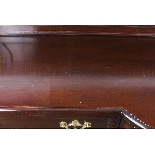 Antique Mahogany and Gilt Serving Table Sideboard 19th C-4