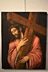 Christ carrying the cross-7
