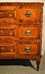 Louis XVI chest of drawers City of TrentoLo-2