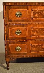 Louis XVI chest of drawers City of TrentoLo-4