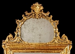 Louis XV mirror Turin-1