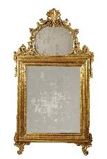 Louis XV mirror Turin-0