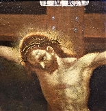 The Crucifixion of Christ at the end of the 16th century-2