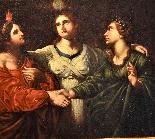 Le Tre  Virtù Teologali - Antiveduto Gramatica-1