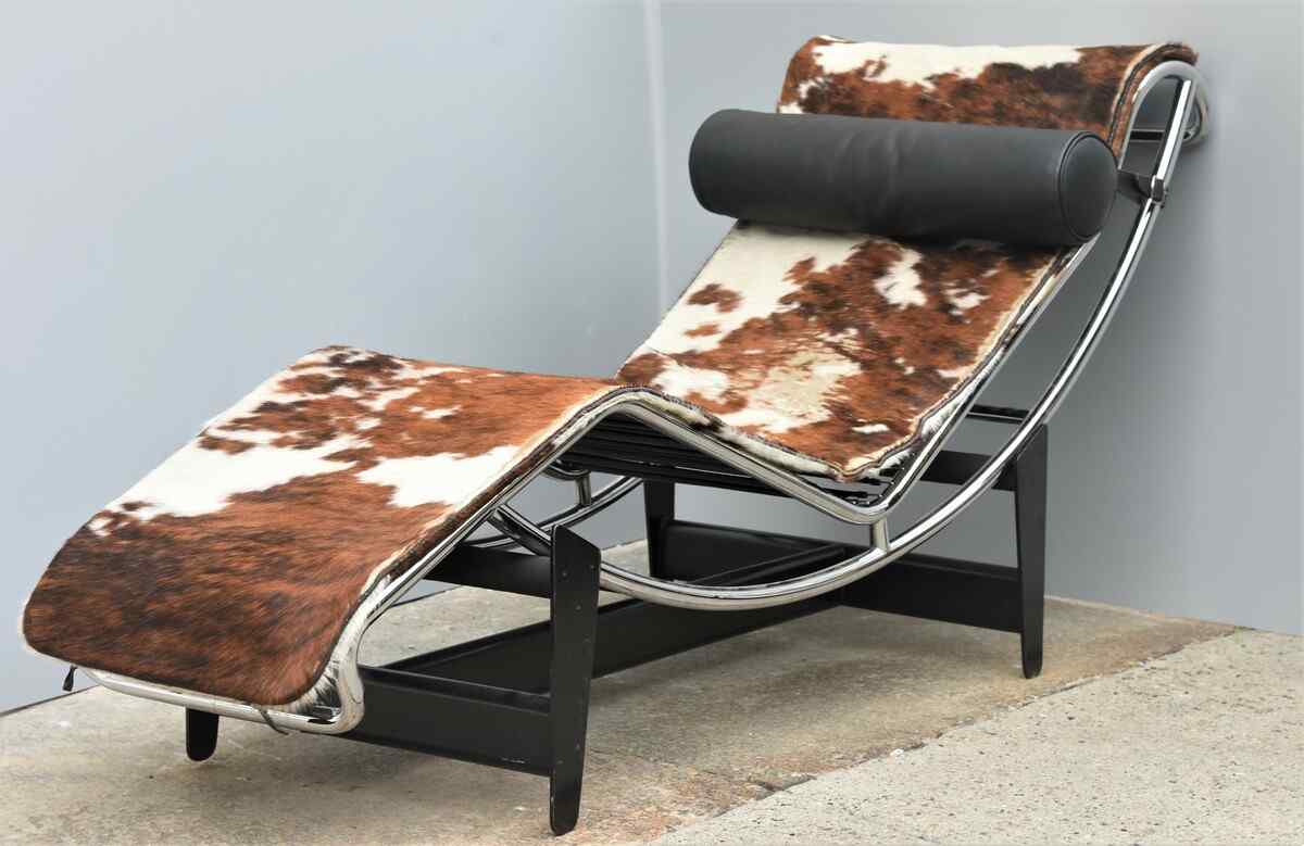Le Corbusier, Chaise longue mod. LC4