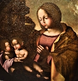 Madonna and Child with San Giovannino-2