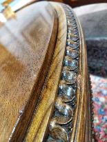 Italian Dining Table Mahogany And Bronze 19th Century-6