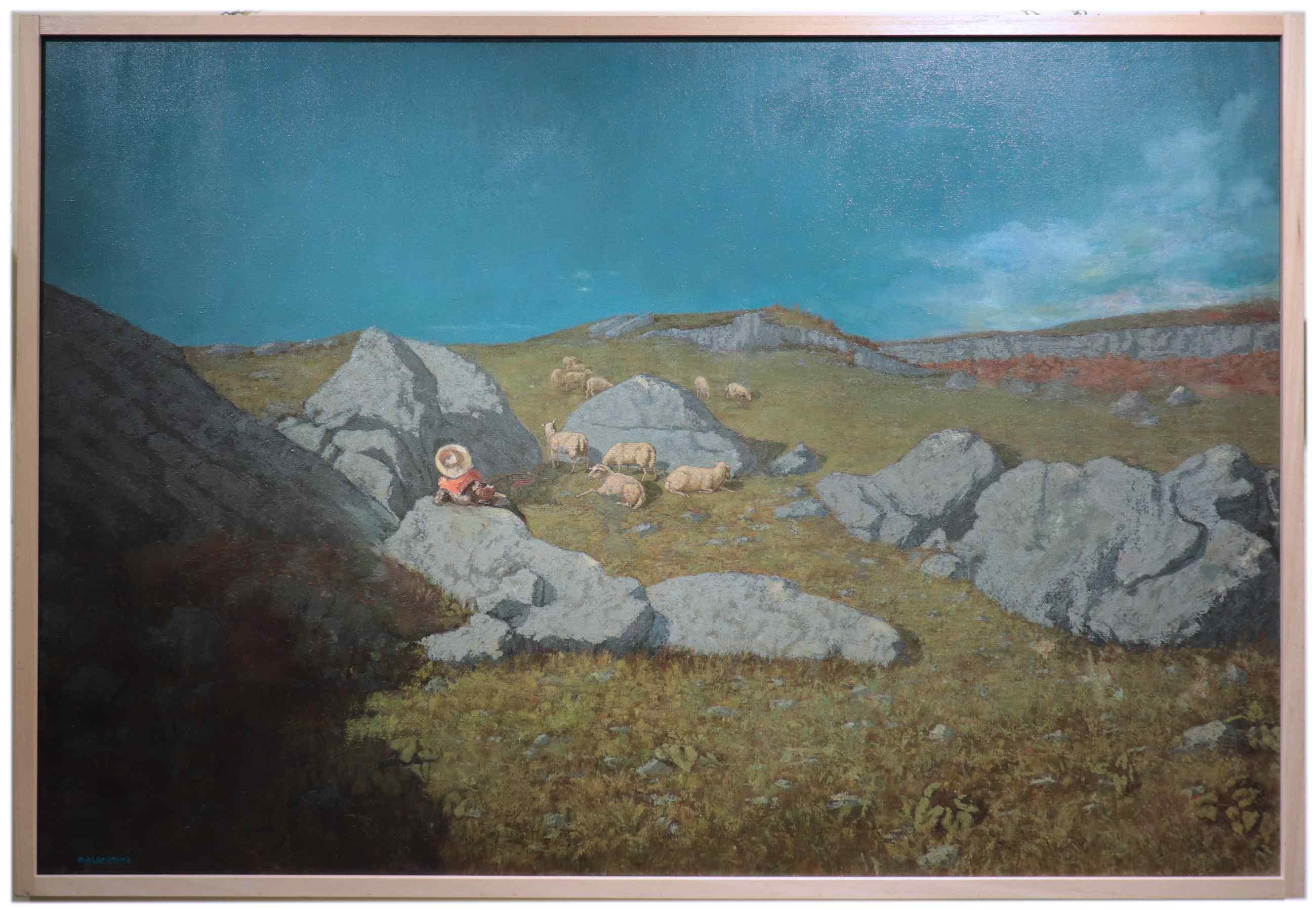 Albertini Oreste (1887-1953) - Landscape