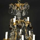 Lampadario di frutta, XIX secolo-2