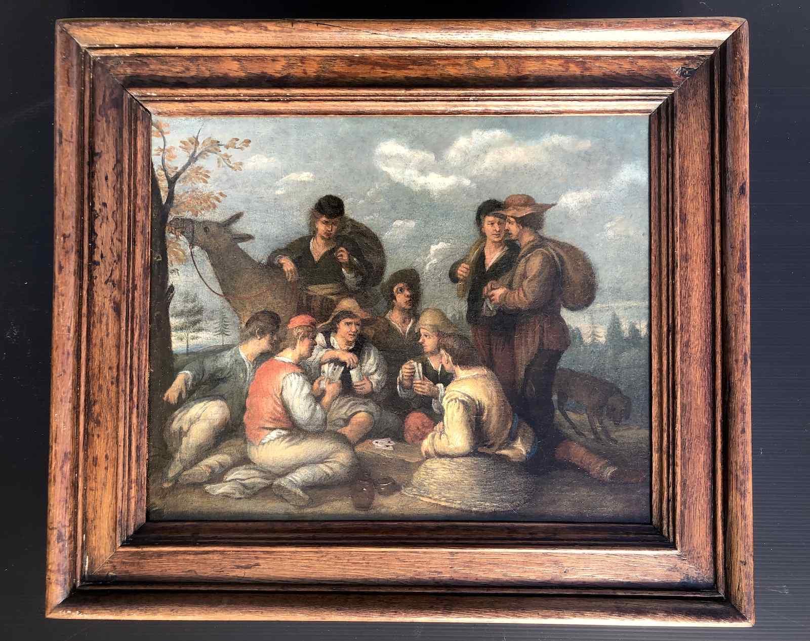 Jan Havicksz Steen (1626-1679) Les Joeurs