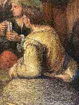 Jan Havicksz Steen (1626-1679) Les Joeurs-3