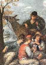 Jan Havicksz Steen (1626-1679) Les Joeurs-0